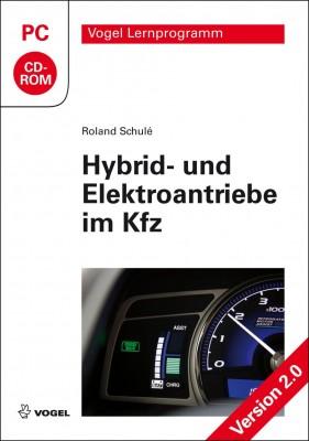 Hybrid- und Elektroantriebe im Kfz (CD-ROM)