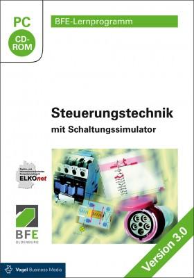 Steuerungstechnik mit Schaltungssimulator(CD-ROM)