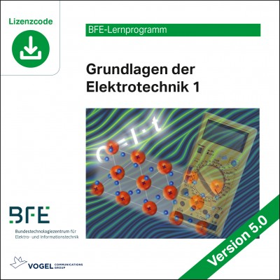 Grundlagen der Elektrotechnik 1 (Download)