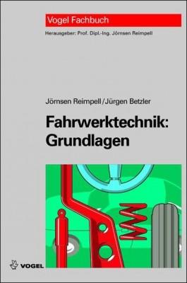 Fahrwerktechnik: Grundlagen (E-Book)