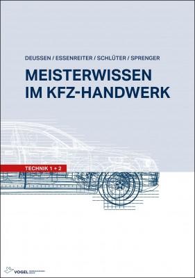 Meisterwissen im Kfz-Handwerk | Buch autoFACHMANN