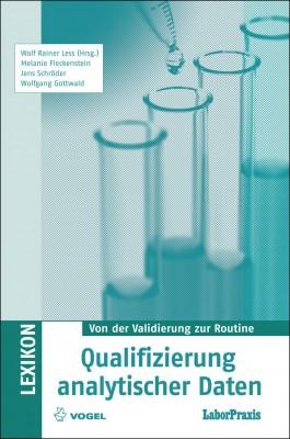 Qualifizierung analytischer Daten (E-Book)