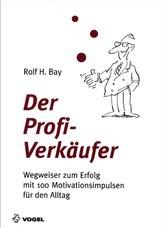 Der Profi-Verkäufer: Wegweiser zum Erfolg mit 100 Motivationsimpulsen (E-Book)