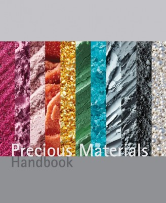"The specialised book ""Precious Materials Handbook"" by Umicore"