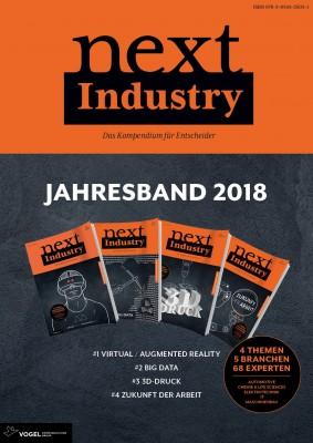 Next Industry - Jahresband 2018