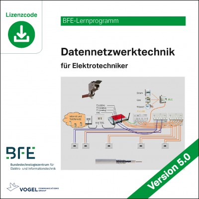 Datennetzwerktechnik (Download)