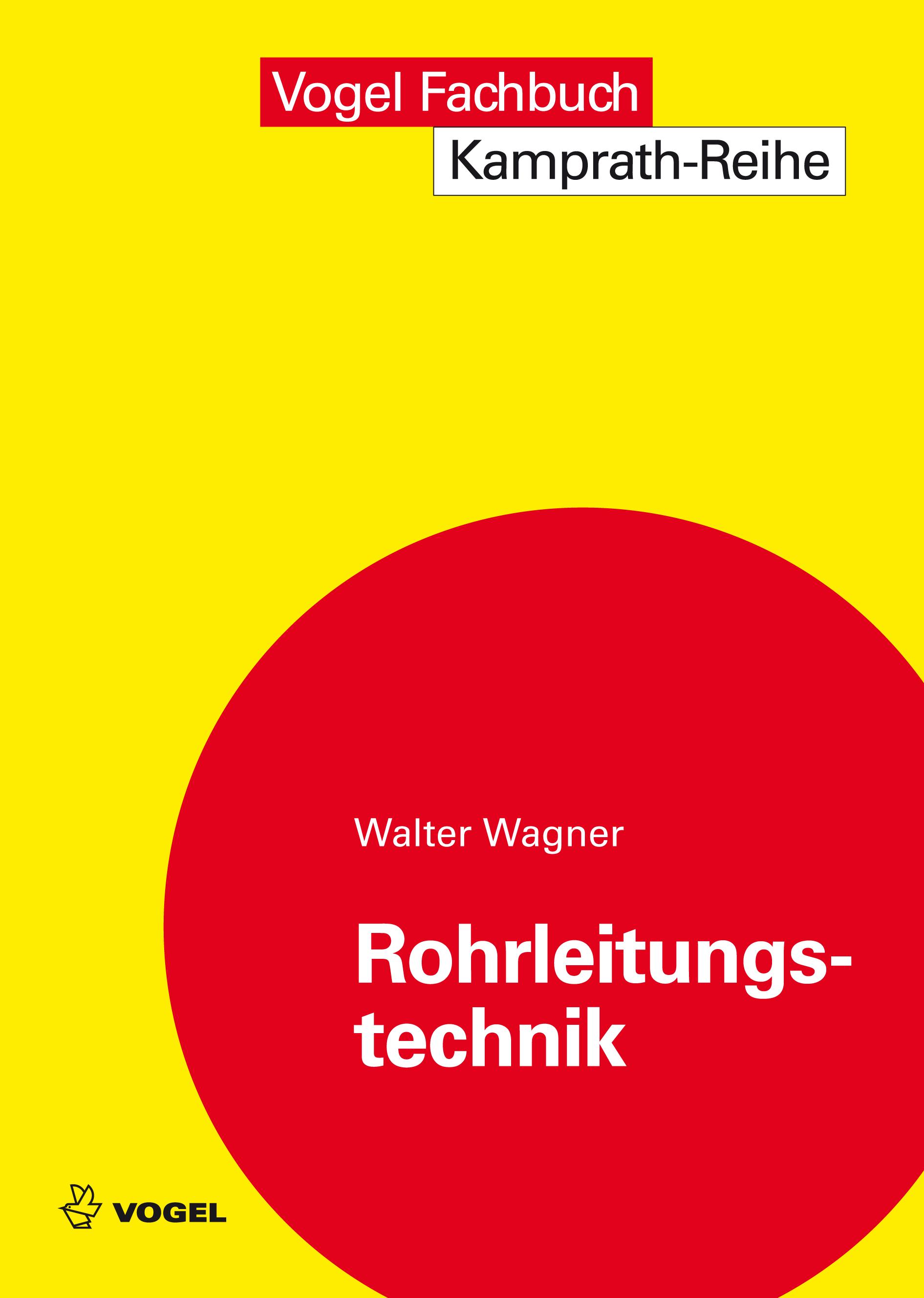 Titelbild Fachbuch Rohrleitungstechnik