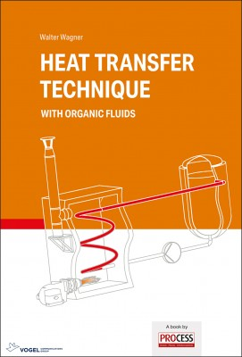 (E-Book) Heat Transfer Technique with Organic Fluids