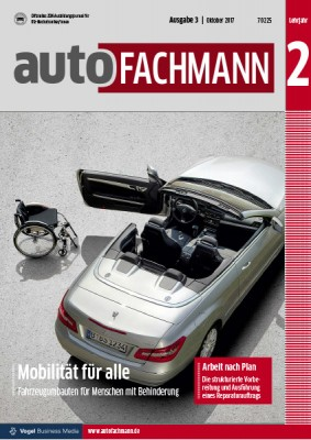 autoFACHMANN 3/2017 Lehrjahr 2