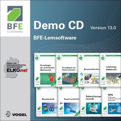 Demo CD bfe-Lernprogramme