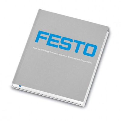 Festo – Brand for Technology, Innovation, Education, Knowledge and Responsibility