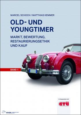 Buch Old- und Youngtimer Band 1 | Buch autoFACHMANN