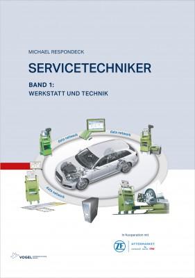 Buch Servicetechniker Band 1 | Buch autoFACHMANN