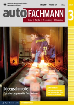 autoFACHMANN 04/2014 Lehrjahr 3