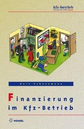 Finanzierung im Kfz-Betrieb (E-Book)