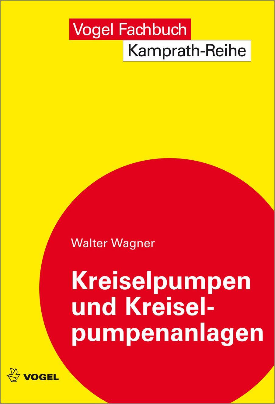 Titelbild Fachbuch Kreiselpumpen