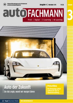 autoFACHMANN 04/2015 Lehrjahr 3
